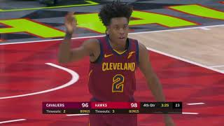 Cleveland Cavaliers vs Atlanta Hawks : December 29, 2018