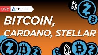 Анализ Bitcoin. Каким будет дальнейшее развитие событий  | Обзор ADA и Stellar(XML)