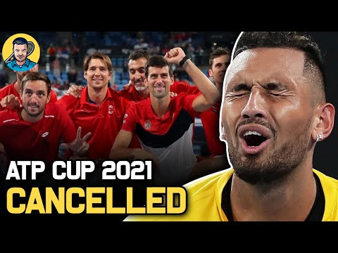 ATP Cup CANCELLED Ahead of Australian Open 2021   Tennis News
