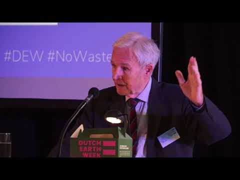 Aftrap Dutch Earth Week - Jan Terlouw