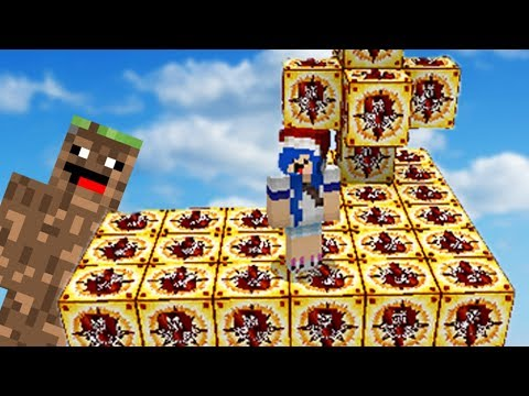 LUCKY BLOCK INCA (ILHA LUCKY BLOCK MINECRAFT)