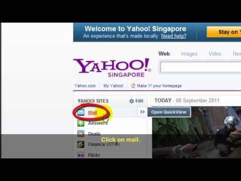 Yahoo Mail- How to see conversations history from YouTube · Duration:  17 seconds