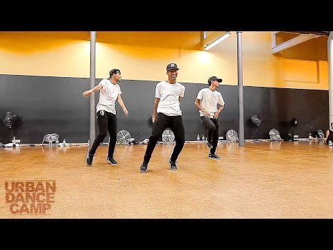 Found My Smile Again - D'Angelo Cover / Quick Style Crew Choreography / URBAN DANCE CAMP