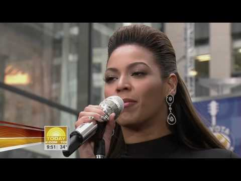 Beyonce - Today show HD 60fps (2008-2009)