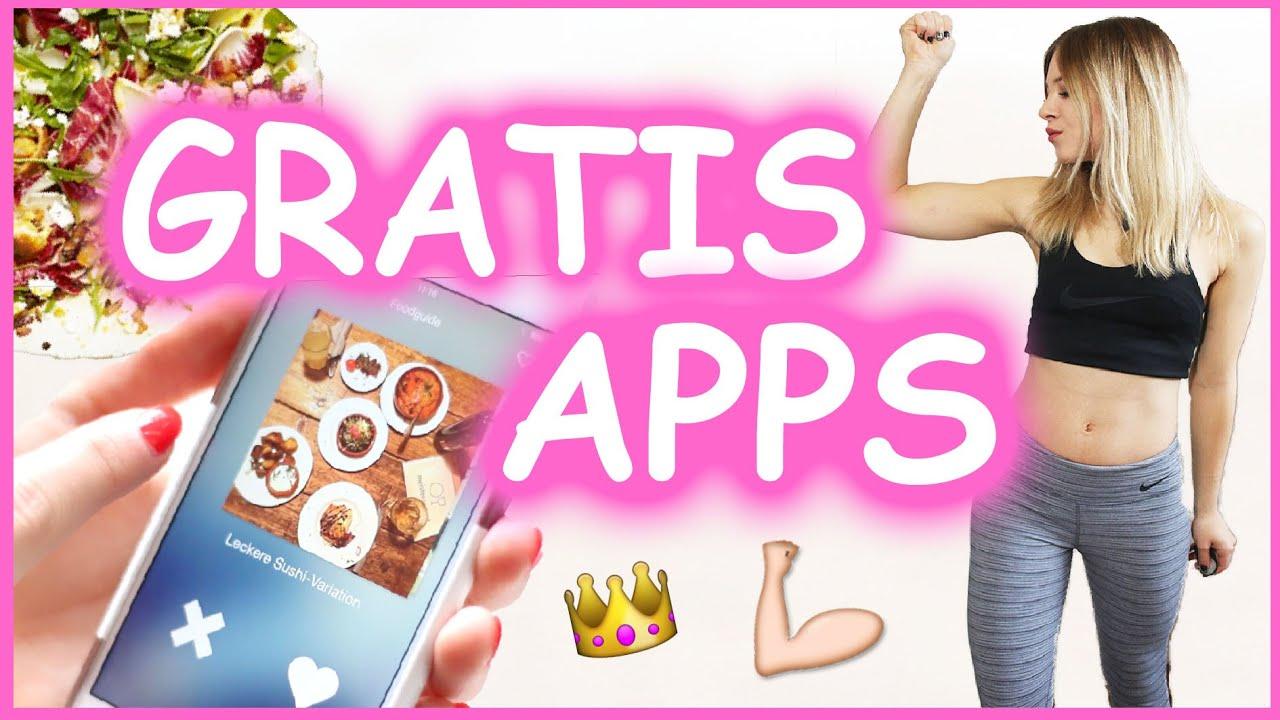 gute app für gesunde ernährung und abnehmen