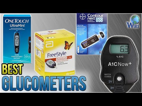 10 Best Glucometers 2018