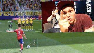 Ich spiele zum ersten Mal Fifa 20 (auf der GAMESCOM)