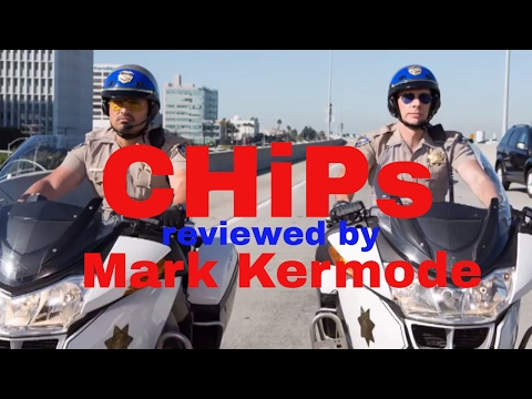 CHiPs reviewed by Mark Kermode
