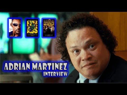 Adrian Martinez Interview - Focus, Kick Ass, American Hustle...