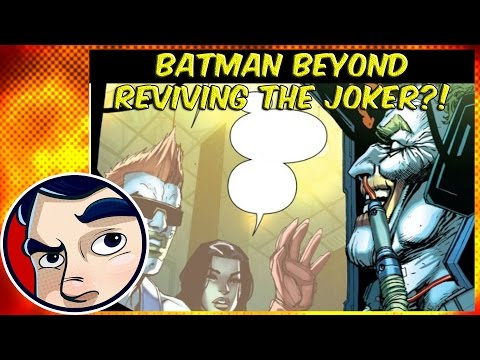 "Batman Beyond ""Reviving the Joker In the Future"" - Rebirth Complete Story"