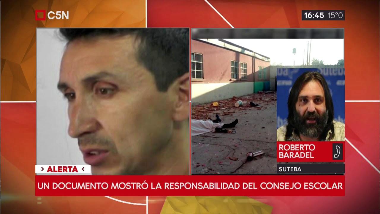 Renunció Nasif: habla Roberto Baradel