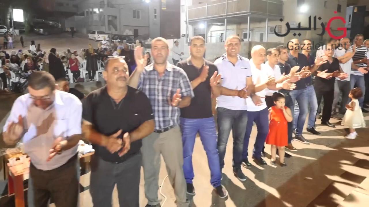 اشرف ابو الليل محمود السويطي أفراح ال عاصي كفرقرع