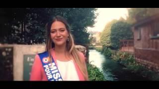 Clémentine Bazaud Miss Normandie 2018 pour Miss Nationale 2019
