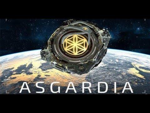 ASGARDIA: Prvo svemirsko kraljevstvo.