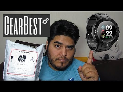 1 No Reloj Gearbest Inteligente F18 Deportivos 7gYbf6y
