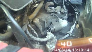 Alfa 147 clutch