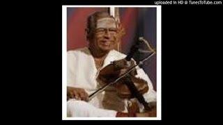 Violin_MS Gopalakrishnan-RAAG DARBAR(VARNAM)