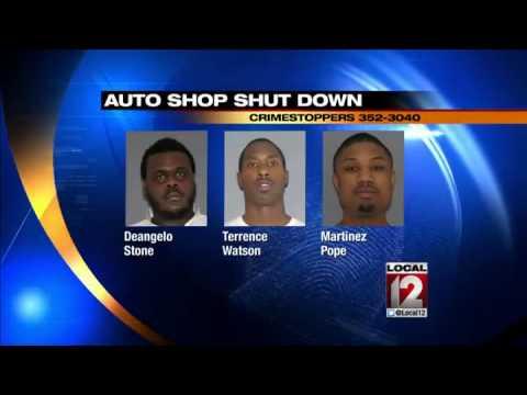 Avondale Gang Take Down