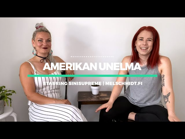 AMERIKAN UNELMA | SINISUPREME | JAKSO 01