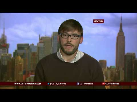 Radley Horton of Columbia University discusses US-China climate change deal