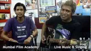 Learn Singing and get Recording in Mumbai Film Academy