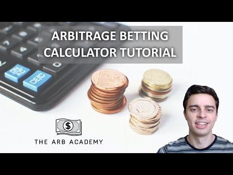 Arbitrage Betting Calculator Tutorial (Surebet Calculator)
