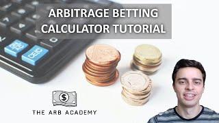 Arbitrage Betting Calculator Tutorial (Surebet Calculator) screenshot 4