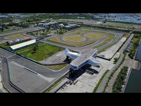DJI MAVIC 4K 空拍 台灣 屏東 大鵬灣國家風景區 Taiwan Pingtung Aerial Video Dapeng Bay National Scenic Area 20170708