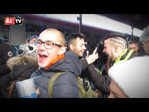 Tradicija se nastavlja, Slovenci stižu na doček u Beograd