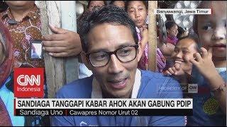 Download Sandiaga Tanggapi Kabar Ahok akan Gabung PDIP Mp3 and Videos
