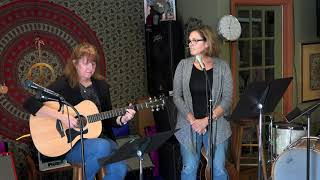 Pam and Cheryl Performing Black River Main Street Music and Art Studio