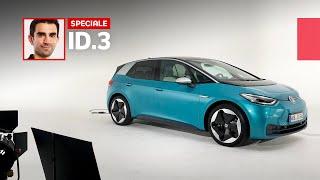 """Volkswagen ID.3, sarà la prima auto elettrica """"del popolo""""?"""