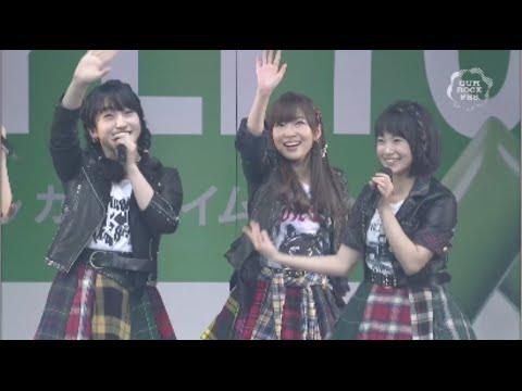 【GUM ROCK FES. 】HKT48ライブ ダイジェスト映像 / HKT48[公式]