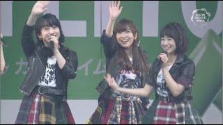 2016年1月25日、日本武道館、ガムロックフェス。 HKT48ライブのダイジェ...