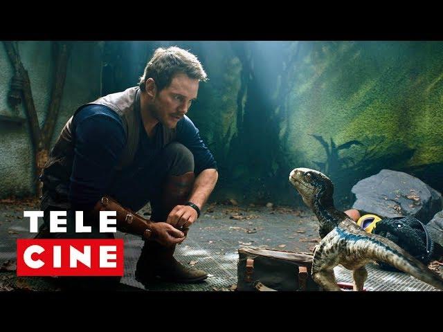 Jurassic World: Reino Ameaçado | Trailer | Telecine