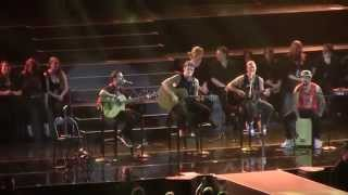 Highlights of Backstreet Boys In A World Like This Tour Auckland NZ 2015