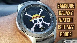 Samsung Galaxy Watch 46mm/ LTE (Review After 3 Months!)