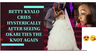 Dennis Okari Says I Do To Naomi Joy In A Colorful Wedding.