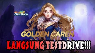 Testdrive GOLDEN CAREN! LINE LET'S GETRICH INDONESIA