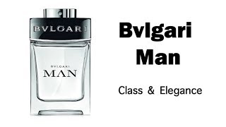 Bvlgari Man fragrance/cologne review