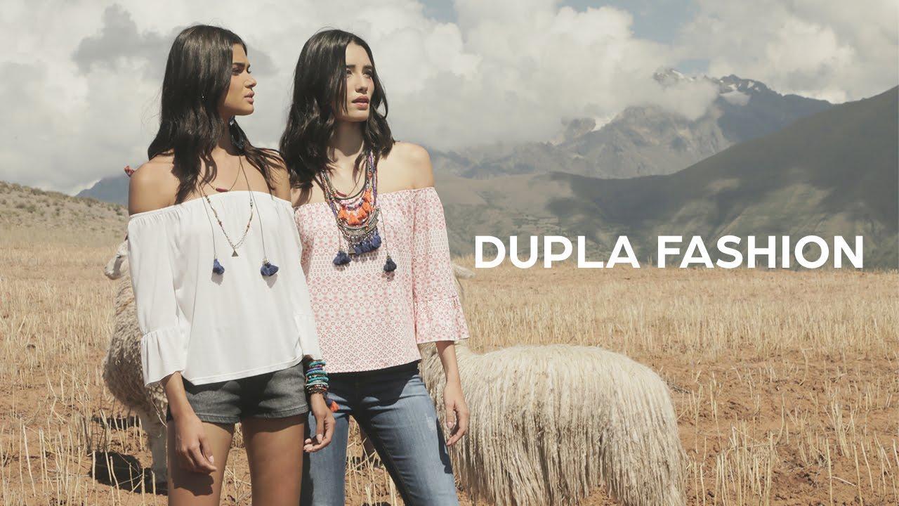 bf98ff6db9 Nova Coleção Riachuelo - Dupla Fashion - 2016 - YouTube