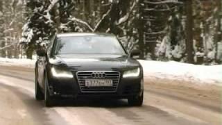 МОТОРЫ: Audi A7 технические характеристики