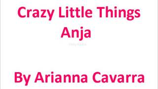 Crazy Little Things by Anja