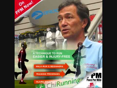 Pace Per Mile Interview with Chi Running's Danny Dreyer