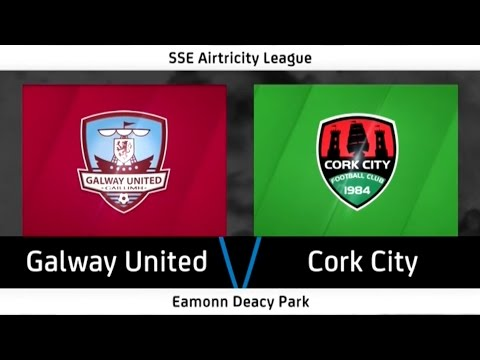 Highlights: Galway United 1-1 Cork City