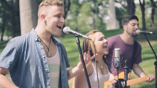 Repeat youtube video Let It Go from Disney's Frozen (Cover by Crash The Party feat. Jennel Garcia)