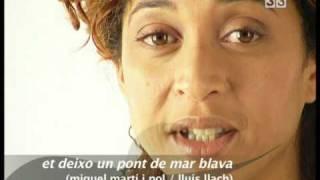 miquel martí i pol (1)  et deixo un pont de mar blava (biografia) (Lletra/Lyrics)