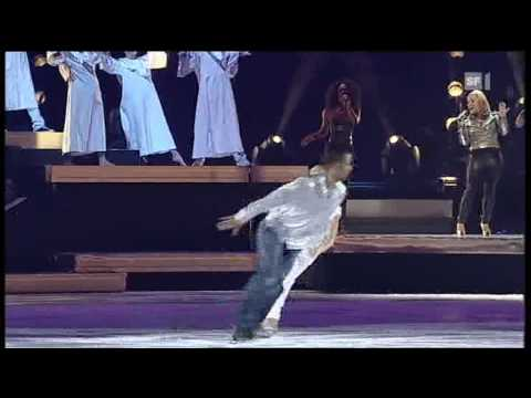 Anastacia - You'll Never Be Alone (Live in Art on Ice 2010)