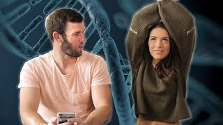 Trick Shot DNA with Girlfriend | Brodie Smith