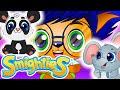 Smighties - Baby Panda & Fun Pet Care Cartoon For Children | Funny Cartoon Video | Cartoons for Kids
